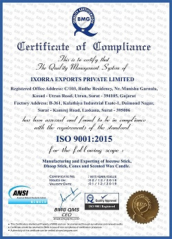 Quality Approved ISO 9001 Registered